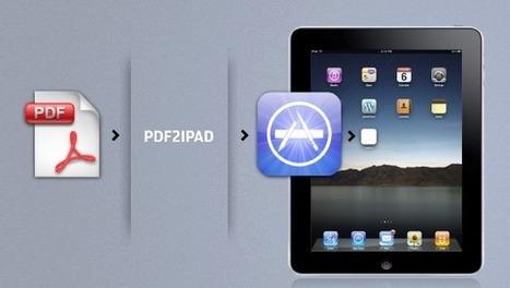 Pdf2iPad: converti i tuoi pdf in app interattive | Diventa editore di te stesso | Scoop.it