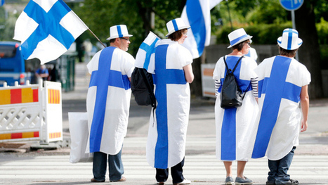 The secret to Finland's success in education, employment, parenting—basically everything | Finland | Scoop.it