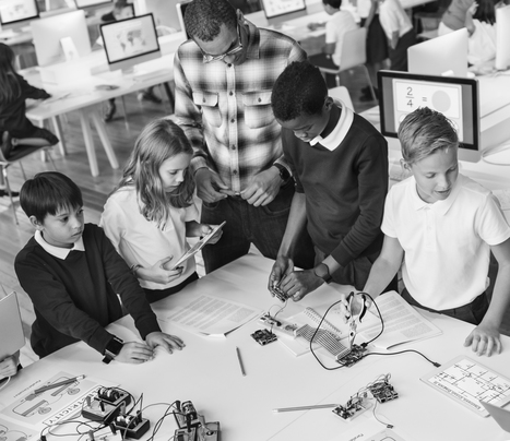 6 ways to bolster STEM education for the future | iPads, MakerEd and More  in Education | Scoop.it