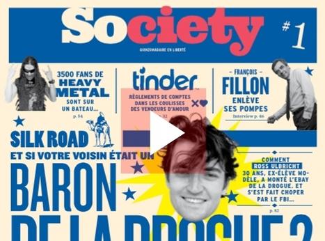 So Foot, So Film, Society : le pari fou du papier ! / France Inter | Actu des médias | Scoop.it