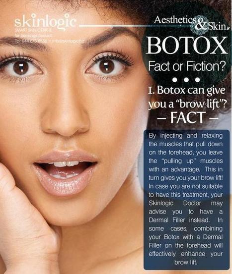 Tweet from @SkinlogicSA   Brow Lift Botox   Scoop.it