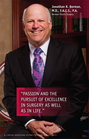 Breast Augmentation, Rhinoplasty, Face Lift, Liposuction - Dr. Berman | Board Certified Plastic Surgeon | Scoop.it