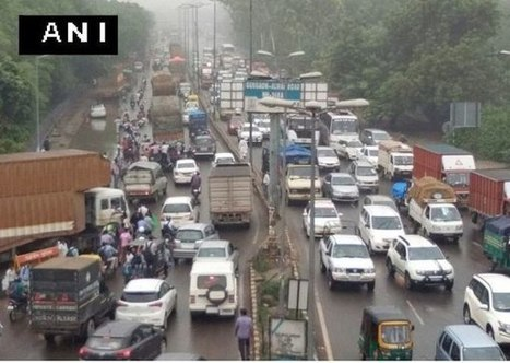 1.9 lakh diesel vehicles to go off Delhi's roads | The Siasat Daily | India -WeeklyLinks | Scoop.it