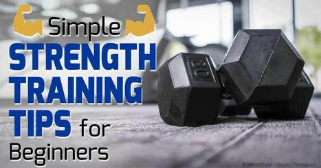 Beginners' Guide to Strength Training and Its Benefits | exercise | Scoop.it