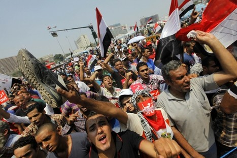 Egyptian military ousts Morsi, suspends constitution | Sustain Our Earth | Scoop.it