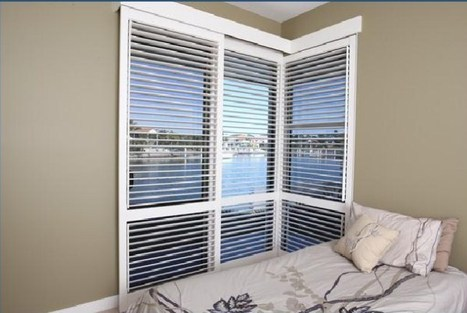 Plantation Shutters Vs Curtains in Your Home   The importance of Security Screen Panels to Your Home   Scoop.it