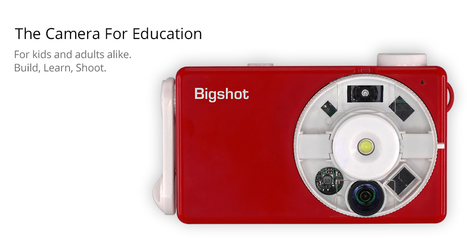 Bigshot: The Camera for Education | Mes marottes 2013 | Scoop.it