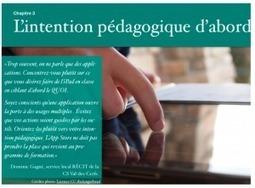 iPad : Former les enseignants dans une approche... | Eportfoli Mahara | Scoop.it