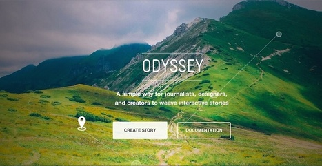 Odissey.js: la herramienta de CartoDB para contar historias a través de mapas | Nuevas Geografías | Scoop.it