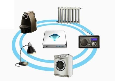 Flatcube : Plus qu'une simple solution domotique Z-wave | Hightech, domotique, robotique et objets connectés sur le Net | Scoop.it