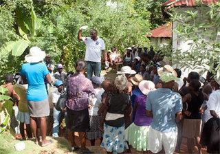 How Haiti combats cholera   The Total Sanitation Campaign in Haiti   Scoop.it