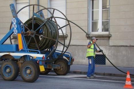 L'Arcep veut dérouler la fibre optique jusqu'aux petits immeubles | Réseaux d'entreprises | Scoop.it