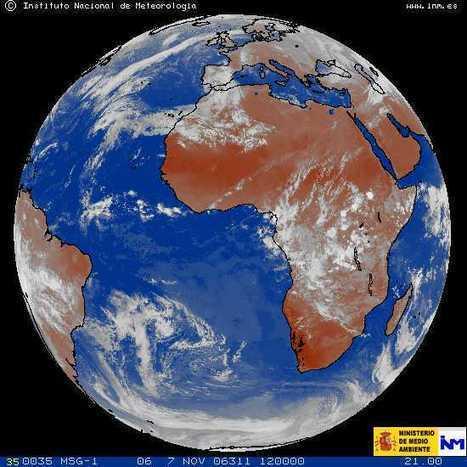 Mapa Mundial Interactivo (Físico, Climatológico, Poblacion...) de National Geographic. Blog de Geografía del profesor Juan Martín Martín | Paisaje y turismo | Scoop.it