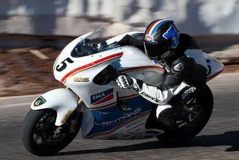 World's Fastest Motorcycle is Solar Powered > ENGINEERING.com | Hector's IT Stuff | Scoop.it
