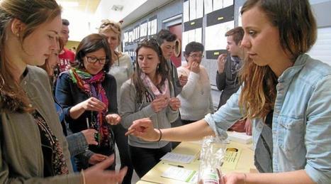 Les élèves s'interrogent sur l'alimentation de demain   Le lycée agricole de Caulnes   Scoop.it