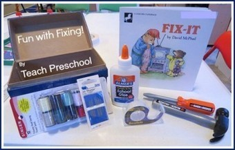 Reading David McPhail and fun with fixing   Teach Preschool   Scoop.it