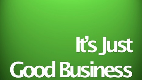 It's Just Good Business #8:  Learning + Growth + Development | Business Learning | Scoop.it