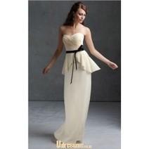 Stunning Deep V-neck Blue Chiffon Drapped Knee Length Bridesmaid Dress | Press Release from dressmebridal.co.uk | Scoop.it