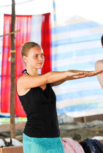 Yoga Teacher Training Dharamsala   deepti fun joy blog service   Scoop.it
