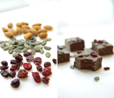 Healthy Snack Recipes: The Ultimate MNB Energy Bar Recipe - Move Nourish Believe | Health and Fitness | Scoop.it