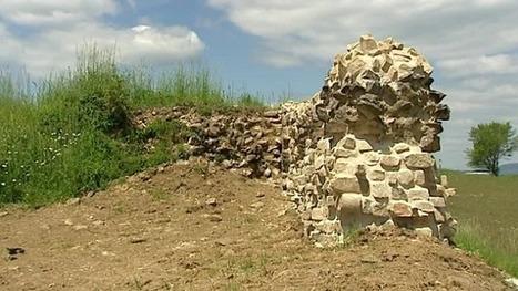 Des travaux de restauration sur le site archéologique de Tintignac en Corrèze - France 3 Limousin | Willy Ronis, une journée à Oradour sur Glane | Scoop.it