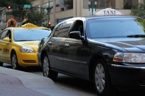 Uber taxi app the answer to Edmonton's cab woes? | taxi fleet | Scoop.it