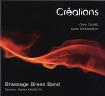 CD : Calmel, Tchesnokov, Metheny, Scriabine, Charton – Créations par le Brassage Brass Band | Musique classique contemporaine | Scoop.it