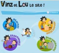 Vinz et Lou, trois programmes | Ressources pédagogiques numériques pour l'informatique et les TIC | Scoop.it