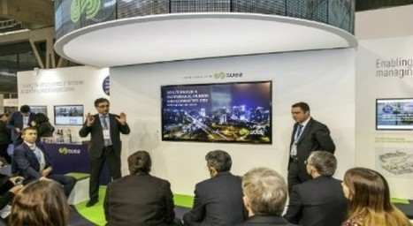 SUEZ presenta On'Connect, la nueva generación de telelectura para smart metering | Informacion | Scoop.it