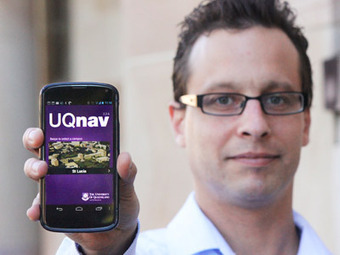 Students step up to deliver university mobile apps - iT News | Mobile (Post-PC) in Higher Education | Scoop.it