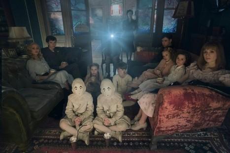 Enfants bizarres et mystères gothiques : le teaser envoûtant du prochain Tim Burton - Les Inrocks | Underground Art | Scoop.it