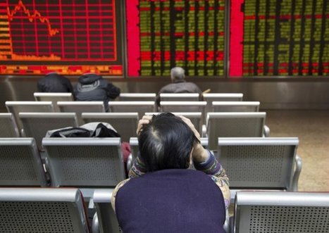 Asian markets: China's Shanghai Composite in the red following Fed's rate rise comment | Industrial subcontracting | Scoop.it