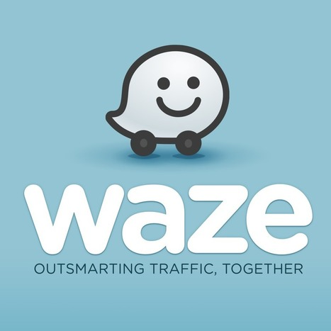 Free GPS Navigation with Turn by Turn - Waze | technologies | Scoop.it