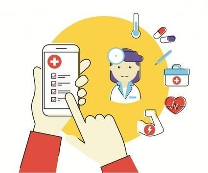 Les innovations qui libèrent du temps médical disponible - Le Hub Santé | De la E santé...à la E pharmacie..y a qu'un pas (en fait plusieurs)... | Scoop.it