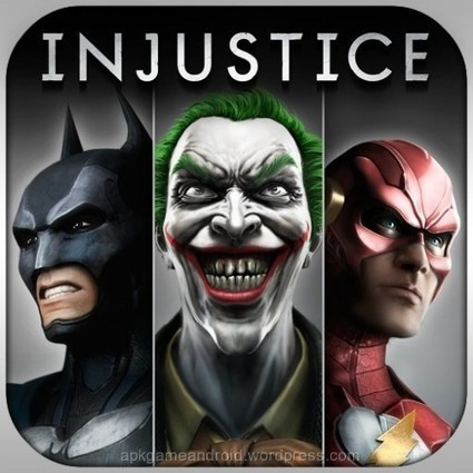 Injustice Android/mobile version now available   injustice   Scoop.it