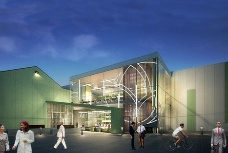 Old New Jersey Factory to House Earth's Largest Vertical Farm | Vertical Farm - Food Factory | Scoop.it