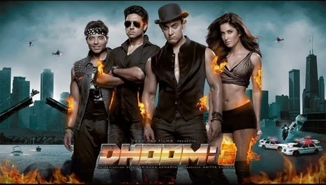 The Daily Facts: First poster of Dhoom:3 | Entertainment | Scoop.it