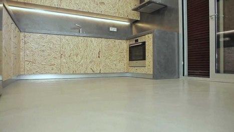 Τοποθέτηση πατητής τσιμεντοκονίας | Decoration, Interior design | Scoop.it