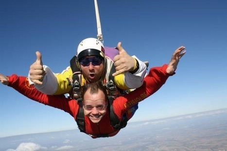 Mille et une raisons de faire un saut en parachute péronne - Loisir & Voyage | sautsenparachute | Scoop.it