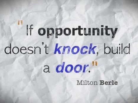 Doors to knock... | ESL | Scoop.it