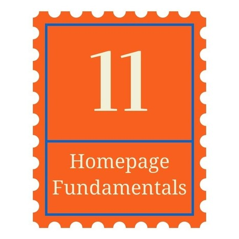 11 Fundamentals of Dynamic Homepage Content | Digital-News on Scoop.it today | Scoop.it