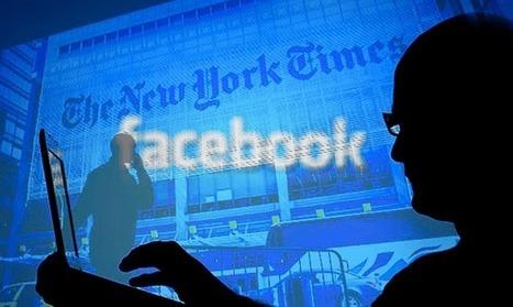 Soziale Netzwerke überholen Zeitungen als Nachrichtenquellen in Deutschland   Dr. Holger Schmidt   Social Media   Scoop.it