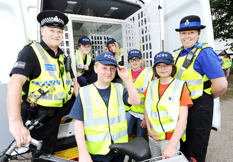 School pupils get lessons in policing | Grange Now latest news from Grange and the Cartmel area | Scoop.it