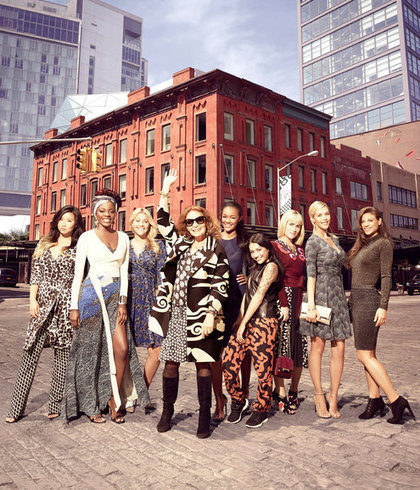 'The Fashion Fund' and 'House of DVF' Reveal Fashion Truths by Queeniebridesmaid on Lucky Community | The Fashion Fund | Scoop.it