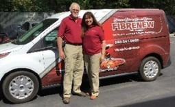 Husband & Wife Business Owners With Fibrenew | Fibrenew Franchising: Mobile Service Business | Franchise Business Opportunities | Scoop.it