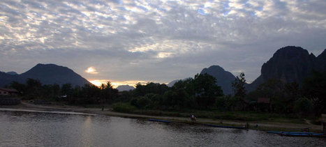 VANG VIENG – More than Just a Party Town in Laos   The Travel Word   Hidden places in Asia   Scoop.it