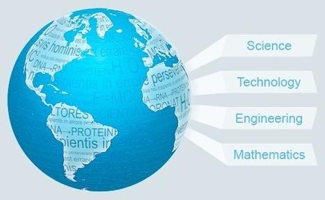 Geazle STEM Web-based Network - STEM community | Building Positive Social Portfolio in Science, Technology, Engineering, and Mathematics (STEM) using geazle.com STEM Social network | Scoop.it
