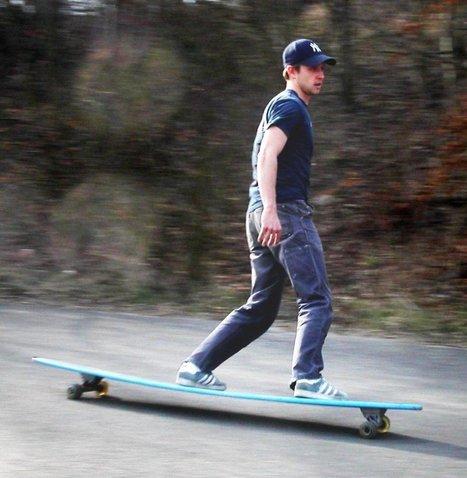 A História do Longboard.   Revista longboard - Matérias   Scoop.it