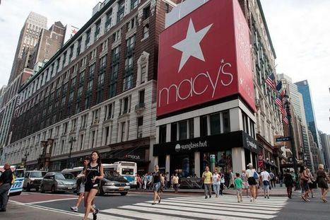Aux États-Unis, Macy's va fermer 100 magasins | LAB LUXURY and RETAIL : Marketing, Retail, Expérience Client, Luxe, Smart Store, Future of Retail, Commerce Connecté, Omnicanal, Communication, Influence, Réseaux Sociaux, Digital | Scoop.it