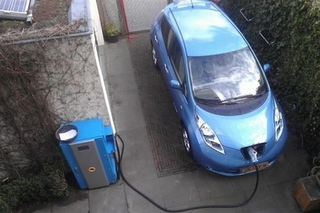 Vehicle-to-Grid (V2G) : utiliser la batterie de sa voiture pour stocker les énergies renouvelables | Solutions alternatives pour un monde en transition | Scoop.it